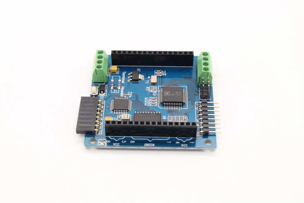 Colorduino matrix module rgb led driver platform