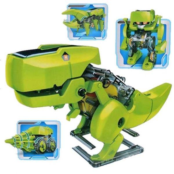 4in1 Solar Roboter Lernspielzeug Baukasten