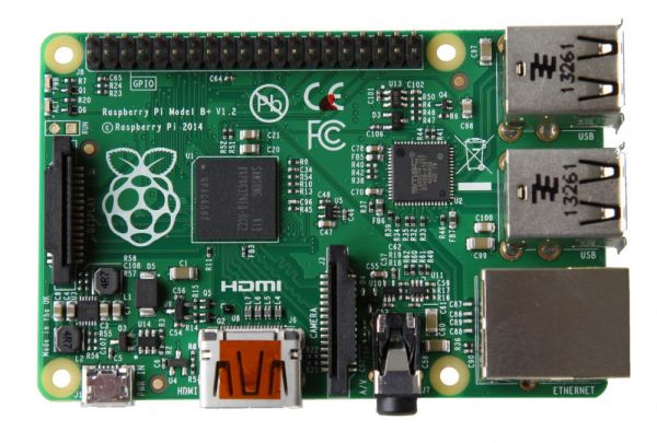 Raspberry Pi Model B+ 512MB BCM2835