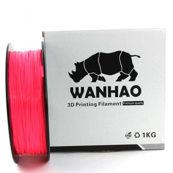 Wanhao Filament PLA pink
