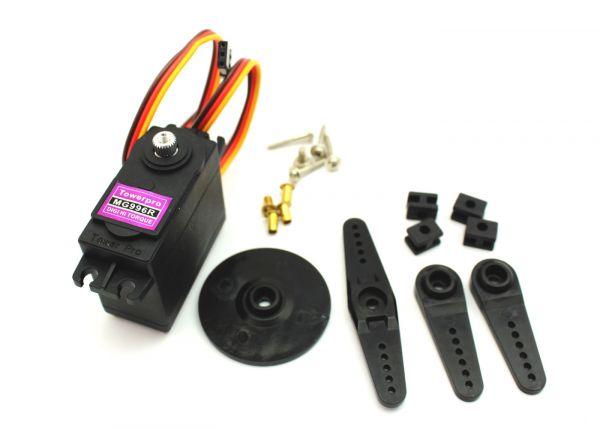 Tower Pro MG996R Digitaler Servo Motor mit Metallgetriebe 180°
