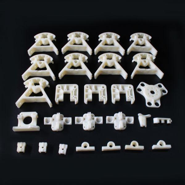 RepRap gedruckte Kossel Teile
