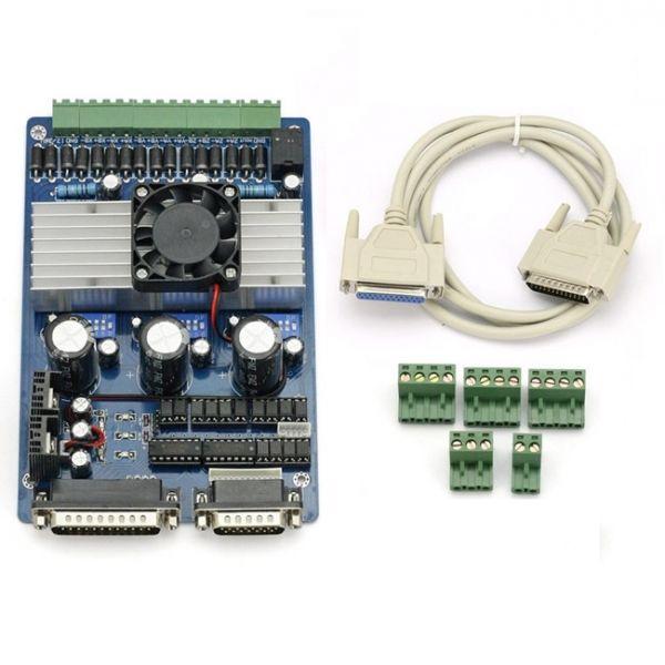 TB6560 3.5A CNC Schrittmotorsteuerung 3-fach