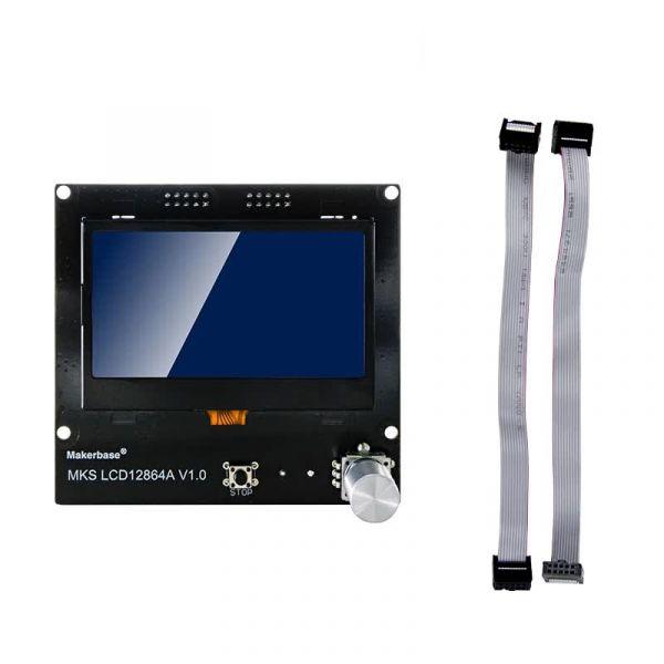 Makerbase MKS LCD12864A Display für 8 Bit Mainboards