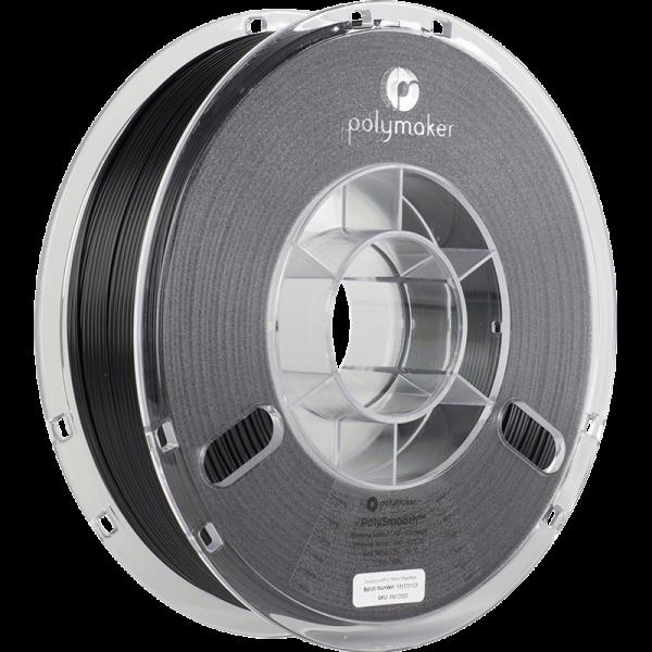 PolySmooth Filament Schwarz Jet Black 1.75mm 750g