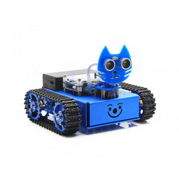 Waveshare KitiBot mit Kettenantrieb Arduino Roboter