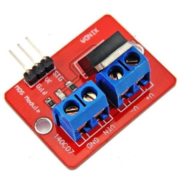 MOSFET IRF520 Treibermodul