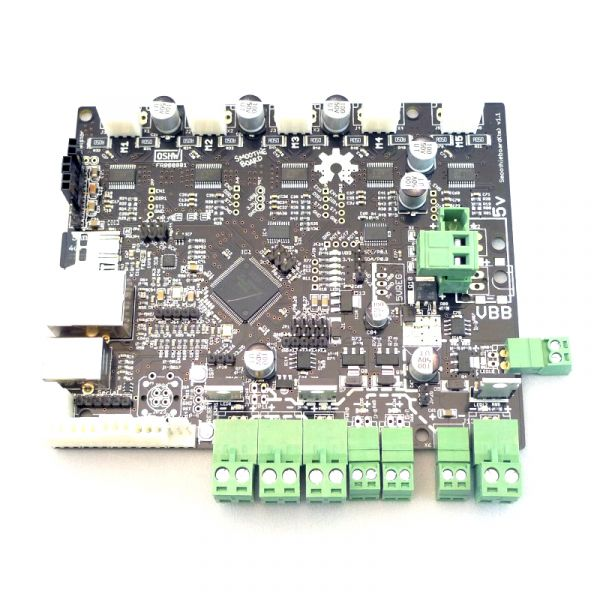 Smoothieware Smoothieboard 5XC V1.1 32 bit 3D-Drucker Mainboard