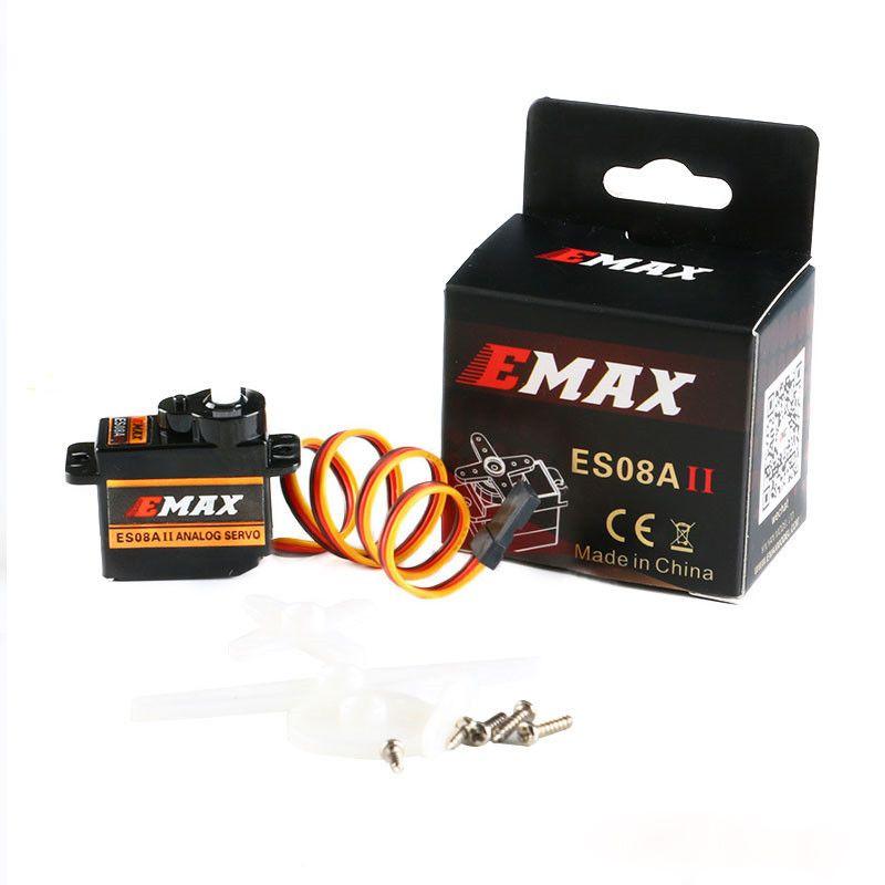 EMAX ES08A II Analoger Mini Servo 8-5g