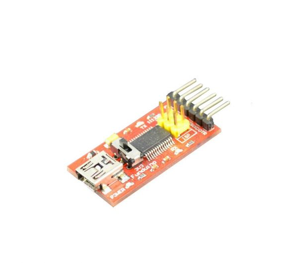 FTDI Basic Program Downloader - USB zu TTL FT232 - Breakout Modul 3.3V 5V