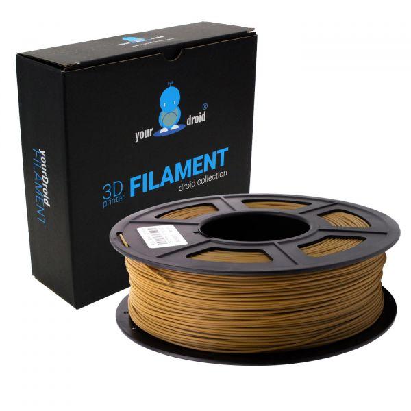 yourDroid PLA filament braun