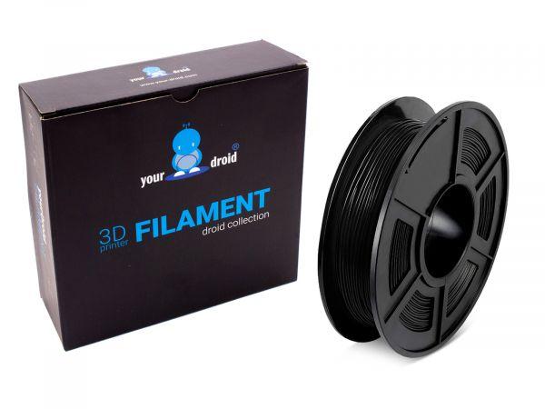 TPU filament schwarz