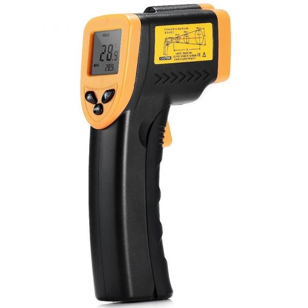 Digitales Infrarot Thermometer -50°C bis 380°C
