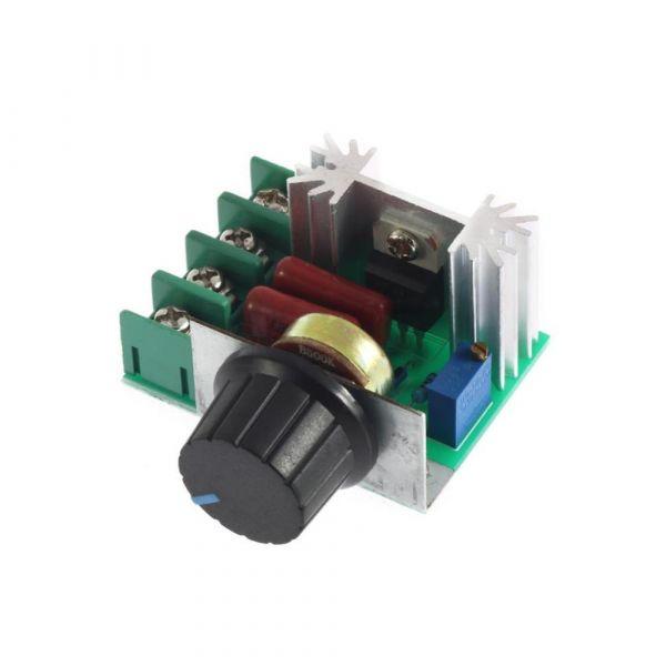 PWM Drehzahlregler 2000W, 50-220V/AC, 25A