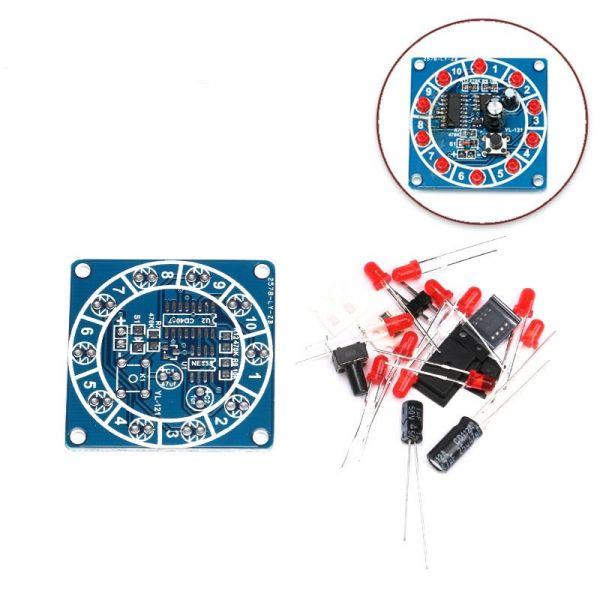 Bausatz LED Mini-Roulette