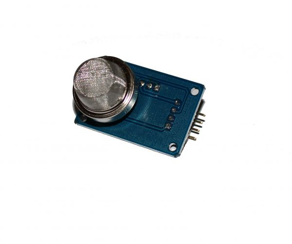 Mq gas sensor als anschlussfertiges modul für arduino und