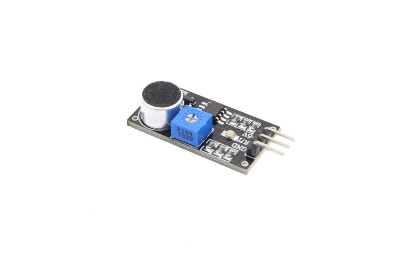 Sound-Schall-Geräusch Sensor LM393 mit Mikrofon
