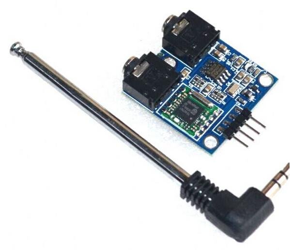 HC-11 433MHz Funkmodul Serial RS232 UART Transceiver Sender//Empfänger