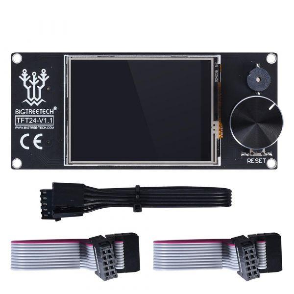 Bigtreetech TFT24 V1.1 Dualmodus Touchscreen LCD Display