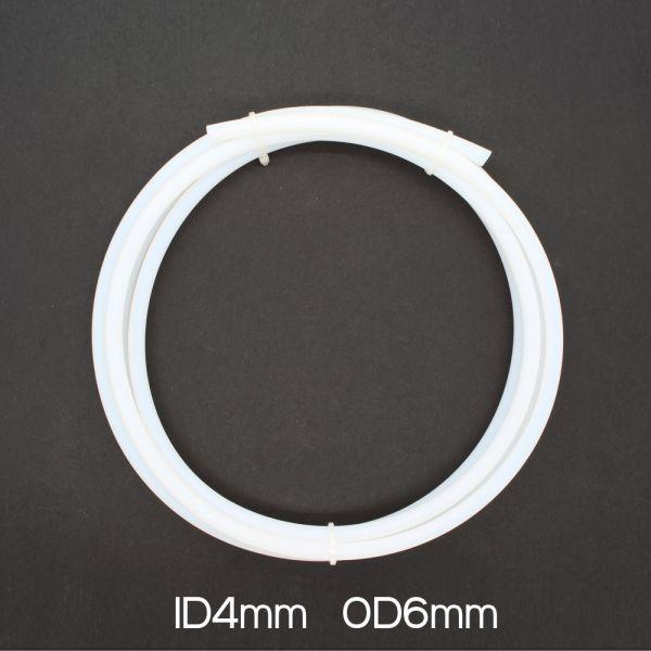 1 Meter PTFE Schlauch 6 mm x 4 mm für Bowden Extruder