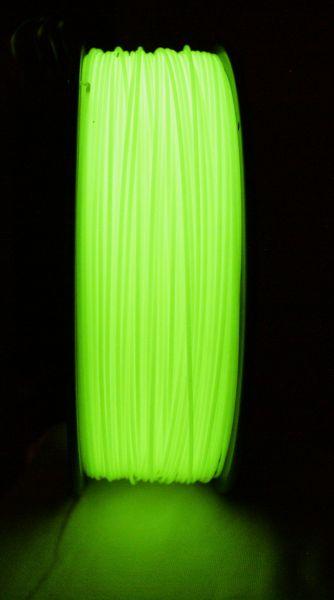 Tech Line ABS Filament nachleuchtend (grün) 1.75mm