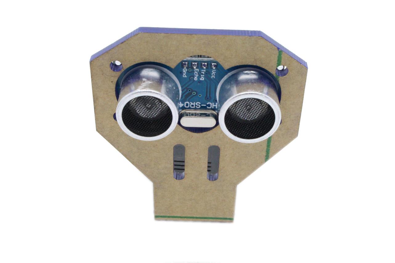 HC-SR04 telémetro de control de Medición de Distancia Ultrasónico LCD diaplay Módulo