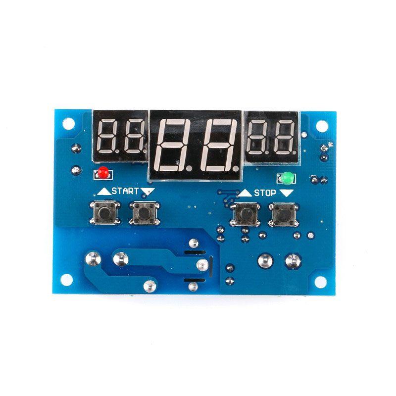 XH-W1401 12V Digitale Temperaturanzeige mit Regler - Thermostat