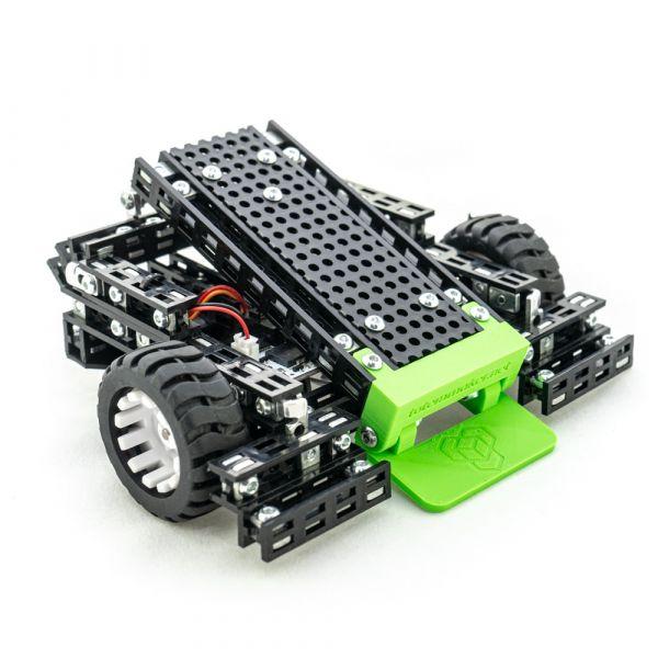 Totem MINI TROOPER Roboter Bausatz (Smartphone gesteuert) (grün)