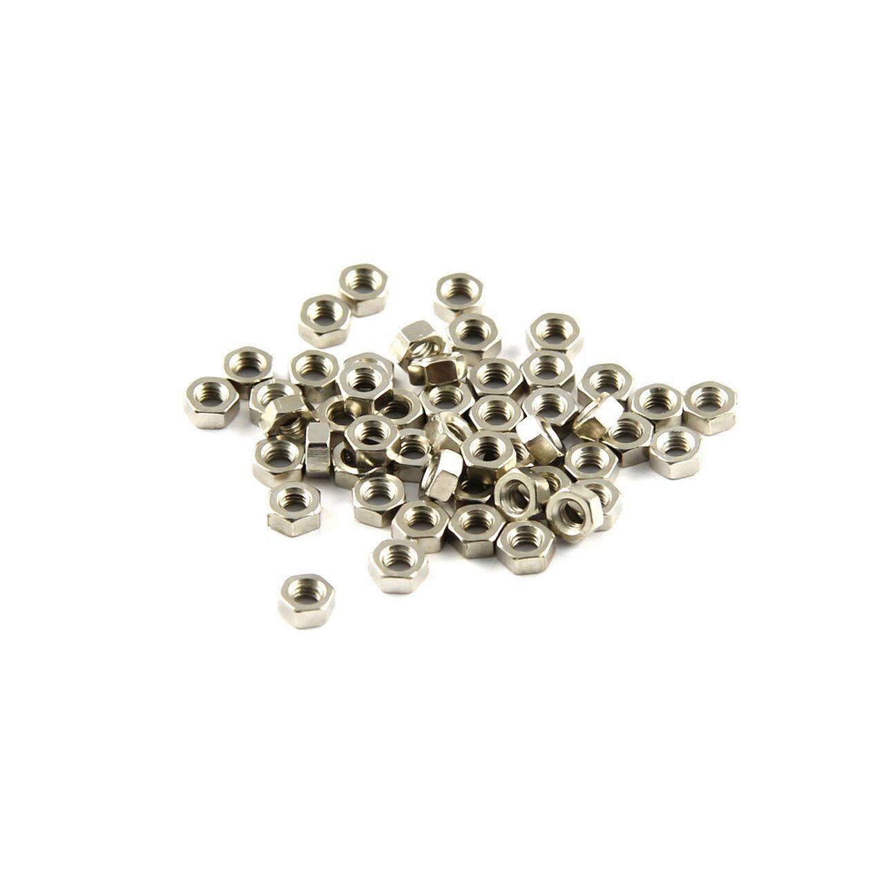 Makeblock Nut 4mm(50-Pack)