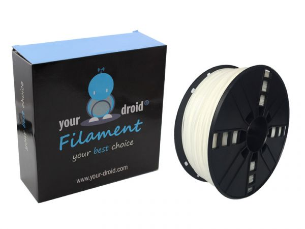 Your Droid TPE-Filament white