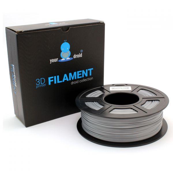 PLA + Filament silber 1.75mm