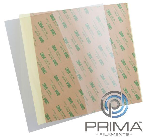 PrimaFil PEI Ultem Folie 254x165mm 0,5mm