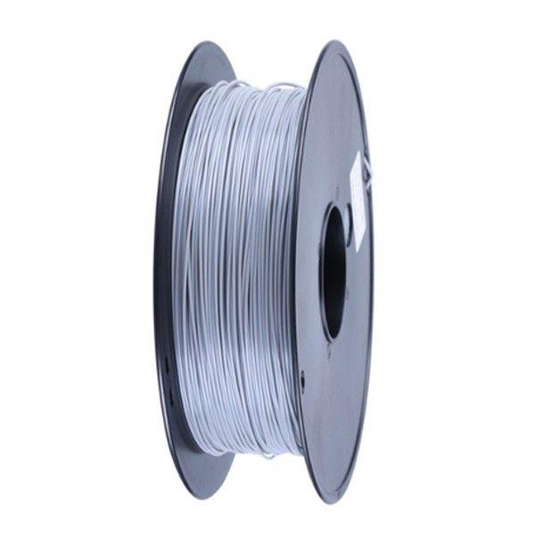 Premium Line PLA Filament silberfarben 2.9mm