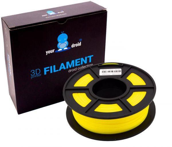 yourdroid PETG filament gelb 1.75 mm