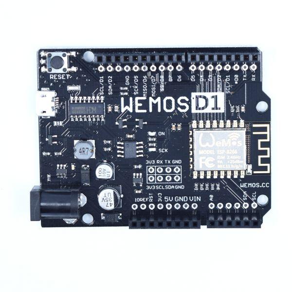 WeMos D1 R2 WiFi Board ESP8266 Arduino/Nodemcu kompatibel