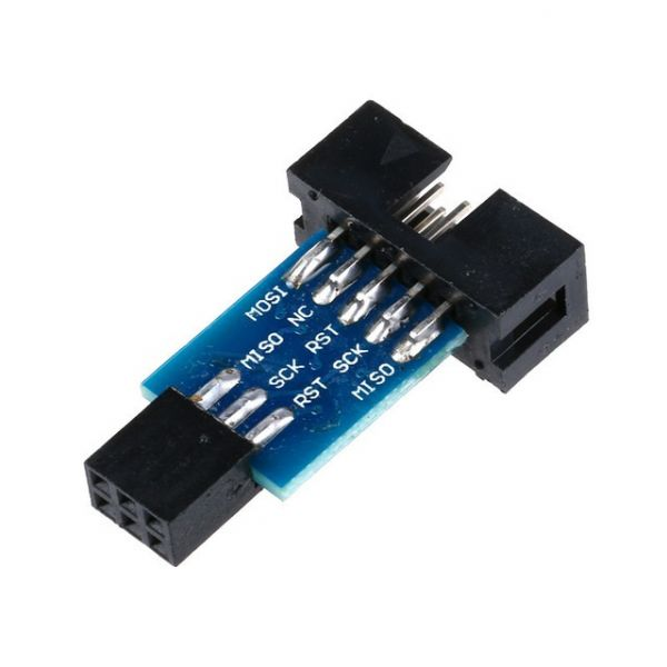 USBasp Programmer Adapter 6pin auf 10pin