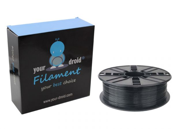 your droid filament-ABS black