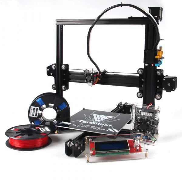 Tevo Tarantula i3 3D-Drucker mit extra großem Heizbett, Autoleveling, Dual Pro Metal Extruder