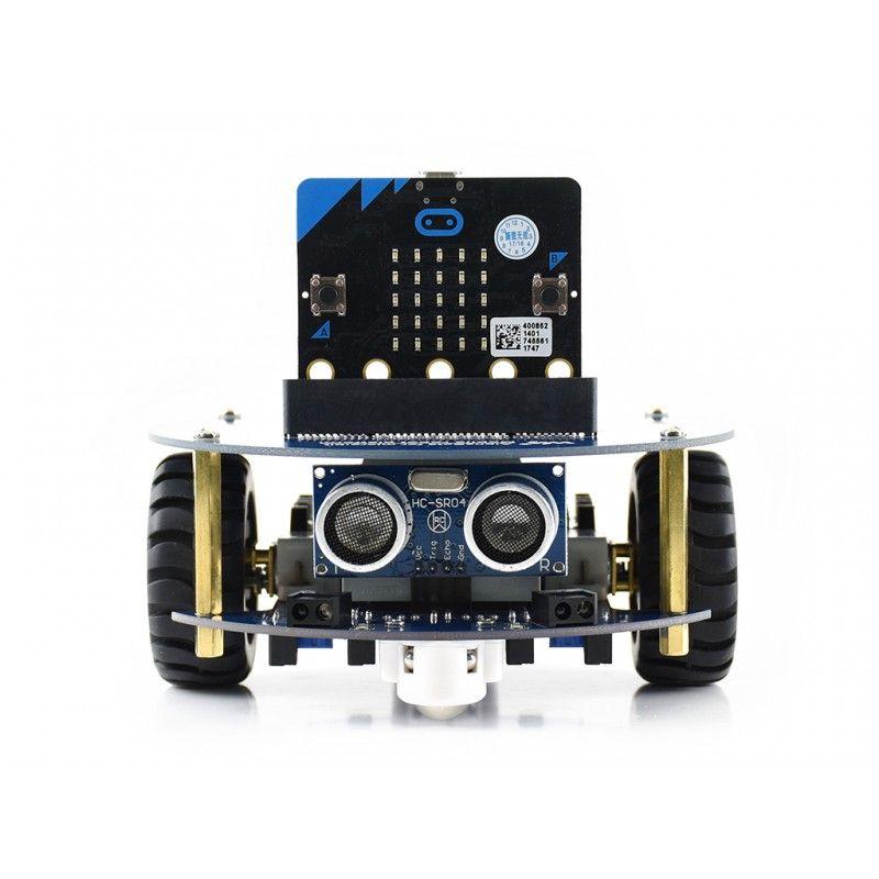 Waveshare AlphaBot2 Roboter Bausatz für Micro:Bit
