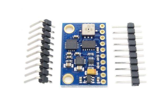 GY-80 9DOF Sensor Modul Gyroskop, Beschleunigungssensor, Kompass, Drucksensor