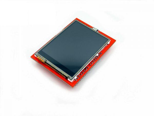 """2,4"""" TFT Touch-Display Shield für Arduino UNO/Mega2560 R3"""