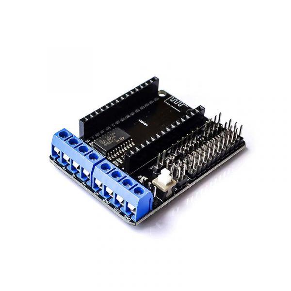 ESP-12E ESP8266 IoT WiFi Motorshield L293D Motortreiber H-Brücke