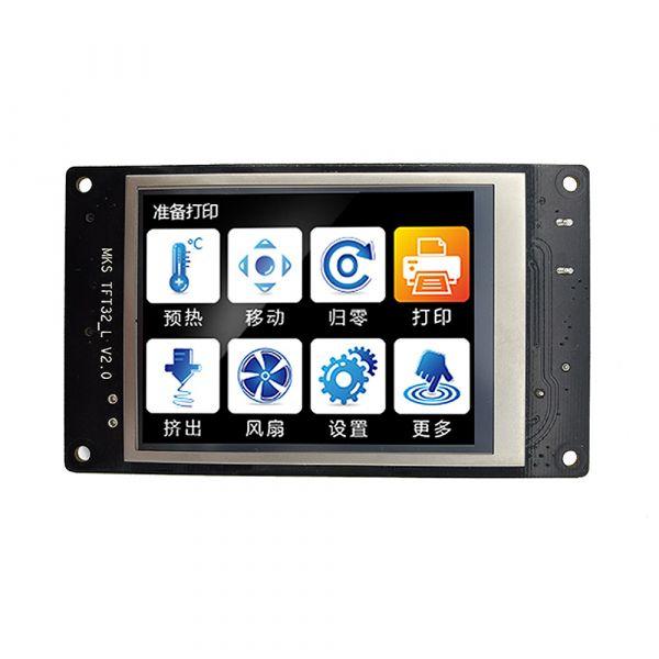 "MKS TFT32 3D-Drucker Touchscreen 3.2"""