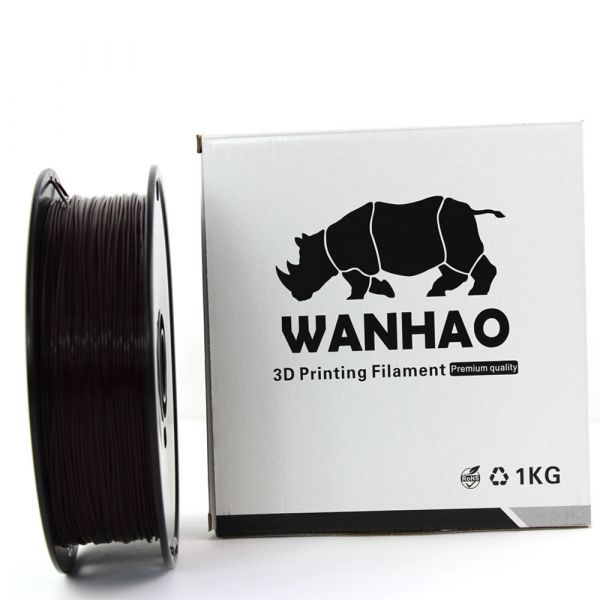 Wanhao PLA Filament Brown 1.75mm