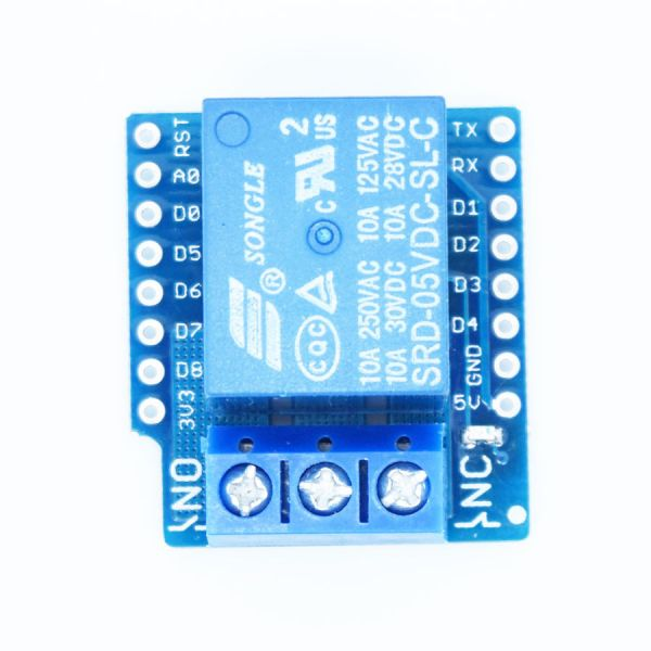 WeMos D1 Relay Shield v2
