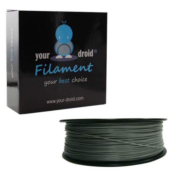 PLA-Filament Colour-change Grey to White 1.75mm