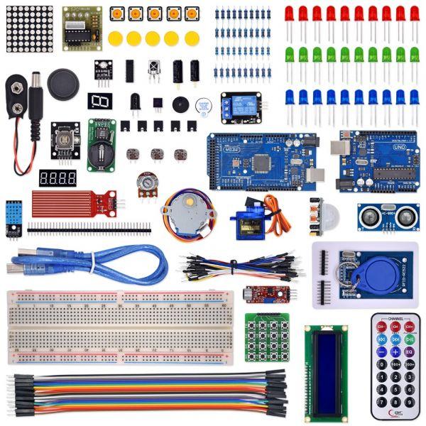 Starter Kit für Arduino Uno R3 & Mega 2560
