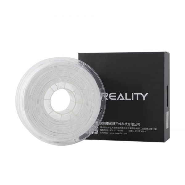 Creality ST-PLA Filament Weiss 1.75mm 1kg