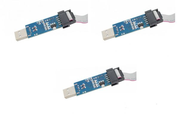 USBASP AVR Programmer Adapter (3 Stück)