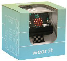 Micro:Bit Wear:it Prototyping für Wearable/Fitnesstracking